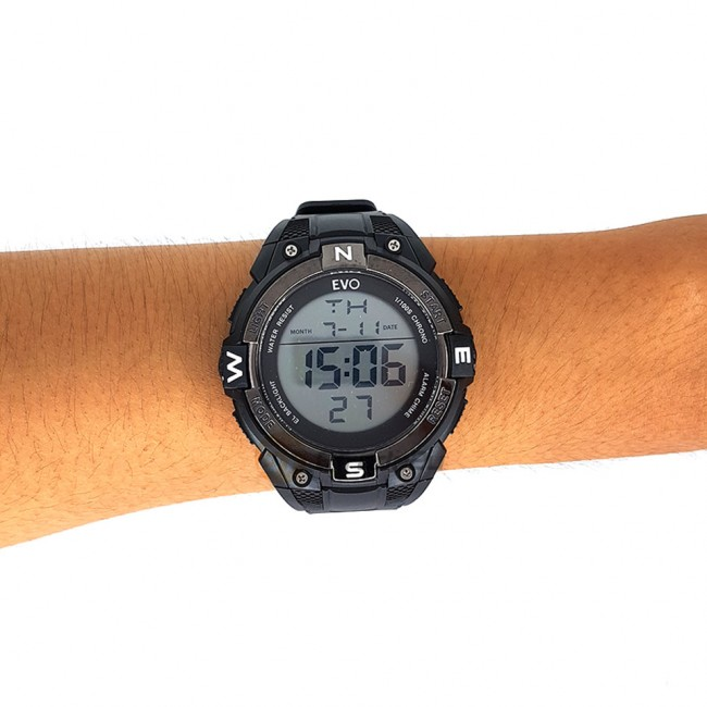 EVO-103 Mens Digital Sport Watch Jam Tangan Digital Lelaki [PRE]