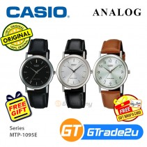 Casio Classic MTP-1095E Mens Analog Watch Jam Tangan Analog Lelaki [PRE]