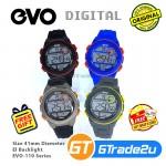 EVO-110 Unisex Men Women Digital Sport Watch Jam Tangan Digital Unisex [PRE]