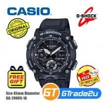 [READY STOCK] Casio G-Shock GA-2000S-1A Analog Digital Watch Sport tough Carbon Resin Case
