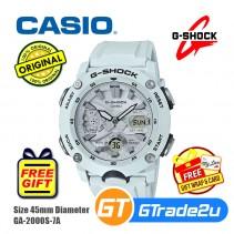 Casio G-Shock GA-2000S-7A Analog Digital Watch Sport tough Carbon Resin Case [PRE]
