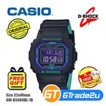 [READY STOCK] Casio G-Shock GW-B5600BL-1D Digital Watch Special Joker Purple Color