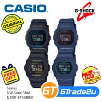 [READY STOCK] Casio G-Shock DW-5600BBM DW-5700BBM Unisex Digital Watch Jam Tangan G-Shock