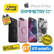 Otterbox PopSockets Symmetry Slim Protect Case Apple iPhone 8 7 Plus* Free Gift