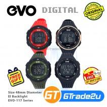 EVO-117 Unisex Men Women Digital Sport Watch Jam Tangan Digital Unisex [PRE]