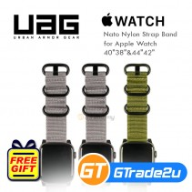 "Uag Urban Armor Gear Nato Nylon Strap Band for Apple Watch 40""38""&44""42"""