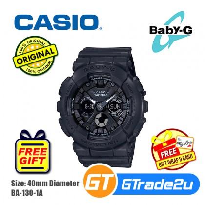 Casio Baby-G BA-130 Women Kids Digital Watch Only for 2019 Summer Fashion [PRE]