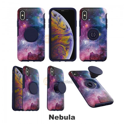 Otterbox PopSockets Symmetry Slim Protect Case Apple iPhone Xs X * Free Gift