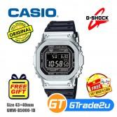 Casio G-Shock GMW-B5000-1D Digital Watch Full Metal Case Shock Absorbers [PRE]