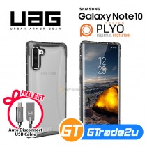 UAG Urban Armor Gear Plyo Clear Case Samsung Galaxy Note 10 Ice