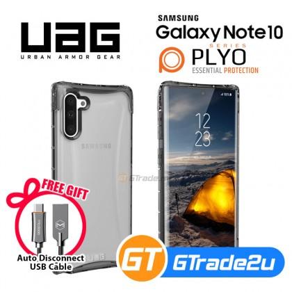 UAG Urban Armor Gear Plyo Clear Case Samsung Galaxy Note 10 Ice