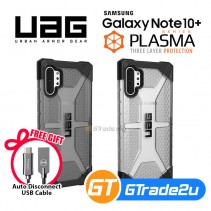 UAG Urban Armor Gear Plasma Case Samsung Galaxy Note 10 Plus Military Impact Resistant