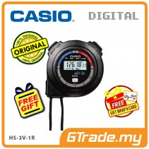 [READY STOCK] CASIO HS-3V-1R Hand Held Sports Track Field Digital Stopwatch