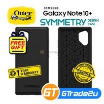 Otterbox Symmetry Slim Protect Case Samsung Galaxy Note 10 Plus Black *Free Gift