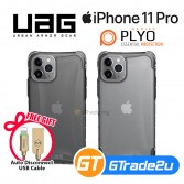 UAG Urban Armor Gear Plyo Clear Case Apple iPhone 11 Pro Military Standards