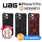 UAG Urban Armor Gear Monarch Case Apple iPhone 11 Pro Premium Military Standards