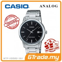 CASIO STANDARD MTP-V002D-1AV Analog Mens Watch | Date Display WR