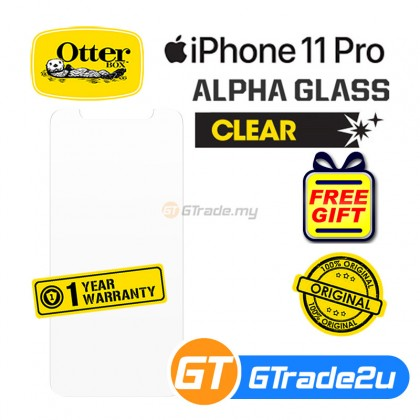 Otterbox Amplify Glare Guard Tempered Glass Screen Protector Apple iPhone 11 Pro