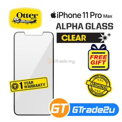 Otterbox Amplify Edge2Edge Tempered Glass Screen Protector Apple iPhone 11 Pro Max