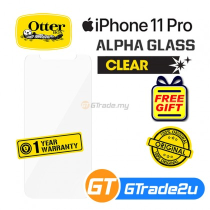 Otterbox Amplify Clear Tempered Glass Screen Protector Apple iPhone 11 Pro