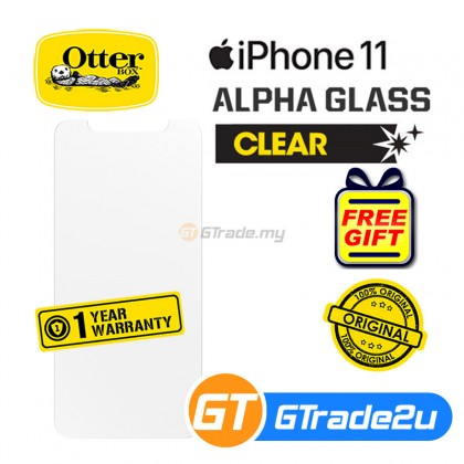 Otterbox Alpha Glass Tempered Glass Screen Protector Apple iPhone 11