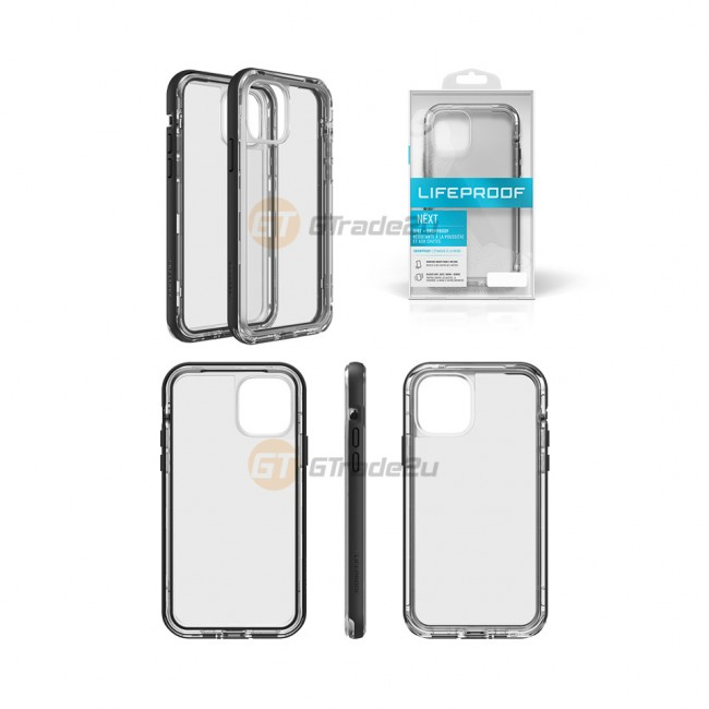 Lifeproof Next Drops Dirt Proof Case Apple iPhone 11 Pro Black*Free Gift