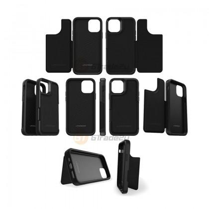 Lifeproof Flip Back Flap Panel Case Apple iPhone 11 Pro Max Dark Knight*Free Gift
