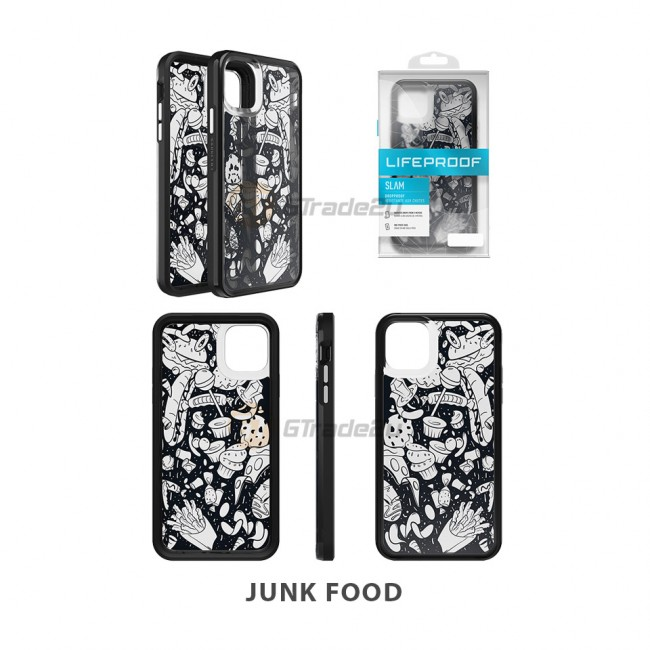 Lifeproof Slam Ultra Thin 1 Piece Case Apple iPhone 11 Pro Max*Free Gift