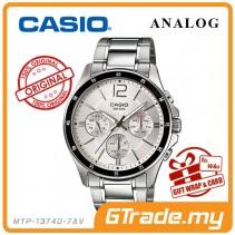 CASIO STANDARD MTP-1374D-7AV Analog Mens Watch | Date Day Display