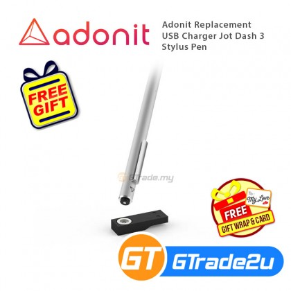 Adonit Replacement USB Charger Jot Dash 3 Stylus Pen