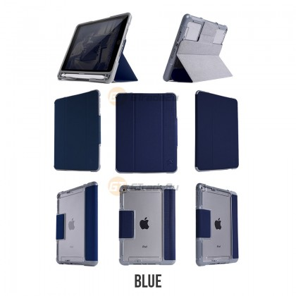 STM Dux Plus Duo Protect Tough Case US Military Spec Apple iPad Mini Gen 5 4 * Free Gift