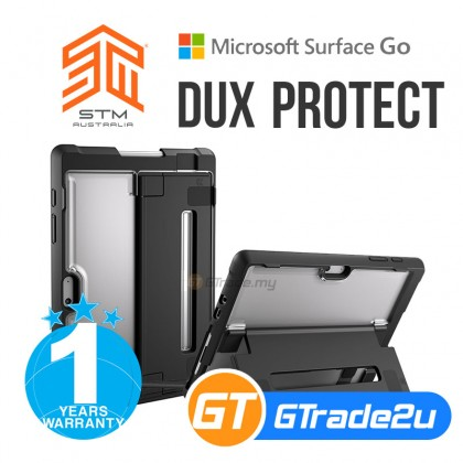 STM Dux Protect Tough Case US Military Spec Microsoft Surface Go * Free Gift