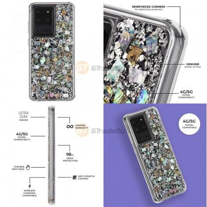 Case-mate Tough Case Samsung Galaxy S20 Ultra Karat Pearl *Free Gift