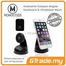 MONOCOZZI Automotive Compact Magnet Dashboard and Windshield Car Mount Phone Holder for Smartphones