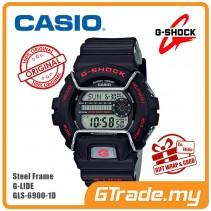 CASIO G-SHOCK GLS-6900-1D Digital Watch | G-Lide Xtreme Sports