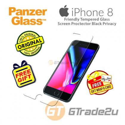 [MCO SALE] PanzerGlass Original Tempered Glass Screen Proctector Apple iPhone 8 7 6s *Free Gift