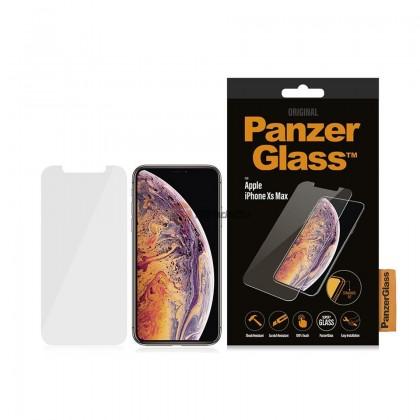 [MCO SALE] PanzerGlass Original Tempered Glass Screen Proctector Apple iPhone Xs Max *Free Gift