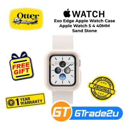 Otterbox Exo Edge Apple Watch Case Apple Watch 5 4 40MM Protect Tough *Free Gift