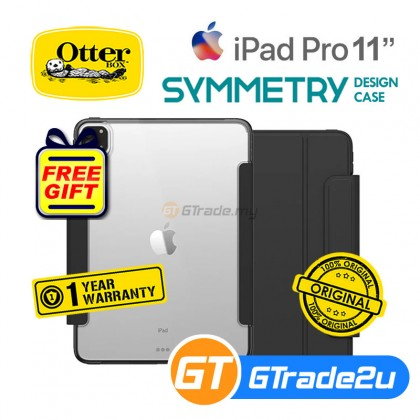 """Otterbox Symmetry 360 Full Cover Case Apple iPad Pro 11"""" 2nd 1st Gen. 2 1 Starry Night *Free Gift"""