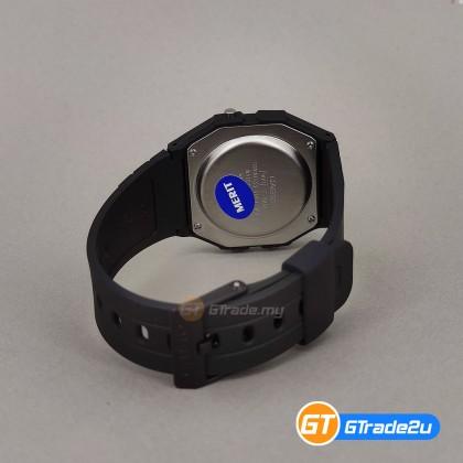 Casio Standard Men F-94WA-8D F94WA-8D Digital Watch Black Black Resin Band watch for man . jam tangan lelaki . men watch . watch for men .   casio watch for men . casio watch Ready Stock