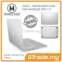 MONOCOZZI Translucent Hard Shell Case Apple Macbook Air 13' White