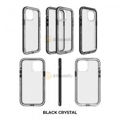 Lifeproof Next Shield Case Iphone 12 12 Pro Black Crystal *Free Gift