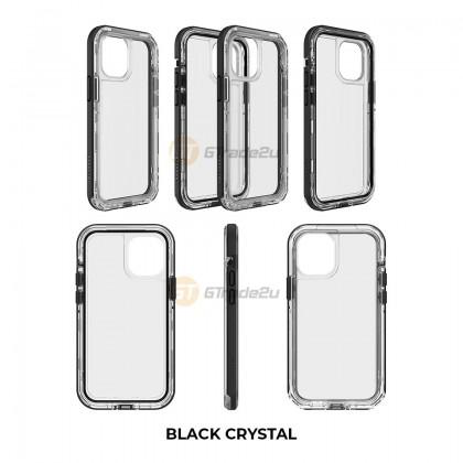 Lifeproof Next Shield Case iPhone 12 Mini Black Crystal *Free Gift