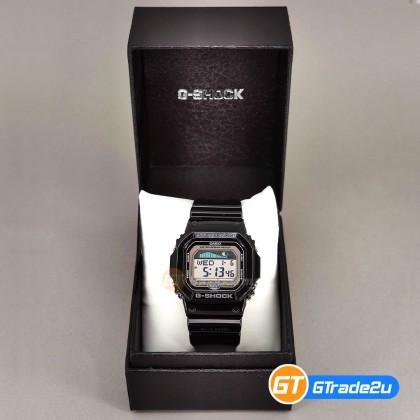 Casio G-Shock Men GLX-5600-1J GLX5600-1J Digital Petak G-Lide Japan Set Watch Black Resin Band G Shock . watch for man . jam tangan lelaki . casio watch for men . casio watch . men watch . watch for men [READY STOCK]