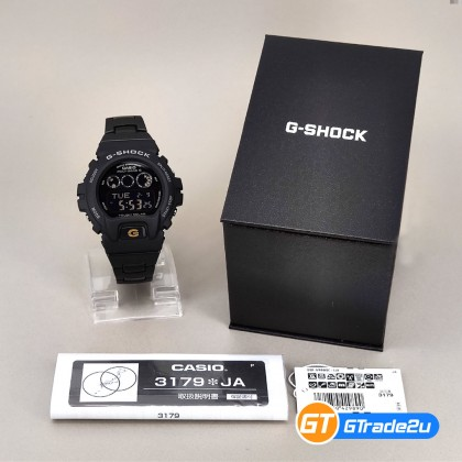 Casio G-Shock Men GW-6900BC-1J GW6900BC-1J Digital GW6900 Japan Set Watch Black  Composite Band G Shock . watch for man . jam tangan lelaki . casio watch for men . casio watch . men watch . watch for men [READY STOCK]