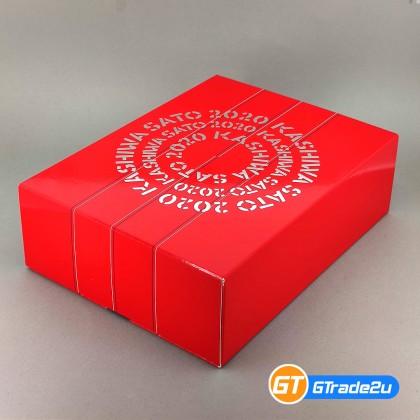 Casio G-Shock Men DWE-5600KS-7D DWE-5600KS-7 DWE5600KS-7D Digital Petak Kashiwa Sato Watch Green Orange White Resin Band G Shock . watch for man . jam tangan lelaki . casio watch for men . jam g shock original gshock watch [READY STOCK]