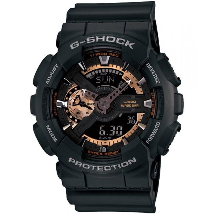 [READY STOCK] CASIO G-SHOCK GA-110RG-1A Analog Digital