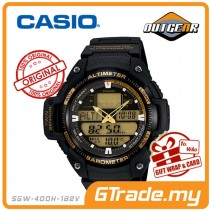 CASIO OUTGEAR SGW-400H-1B2V Sport Gear Watch | Alti. Baro. Thermo.