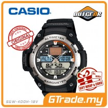 CASIO OUTGEAR SGW-400H-1BV Sport Gear Watch | Alti. Baro. Thermo.