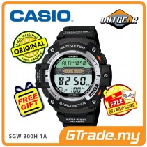 CASIO OUTGEAR SGW-300H-1AV Sport Gear Watch | Alti. Baro. Thermo.